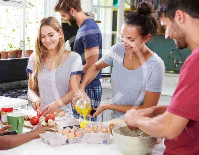 Worl of Flavors Cooking Classes